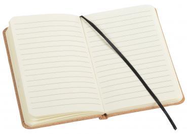 Notizbuch A6 KORK